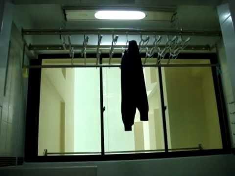 Cool Remote Control Retractable Clothes Rack (RCR)