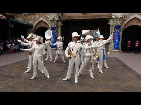 TDS Maritime Band teamB(15th) 東京ディズニーシー・マリタイムバンド(B15周年)