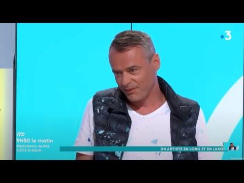 Guillaume Bottazzi  - Reportage en plateau - France 3 TV