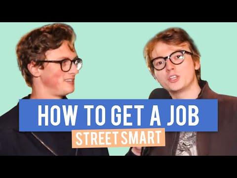 How To Get A Job   StreetSmart