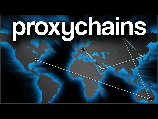 How To Setup Proxychains In Kali Linux - #1 - Stay Anonymous