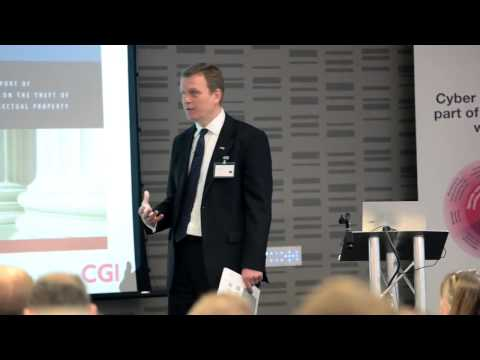 See Andrew Rogoyski of CGI presenting at the sell-out Cyber Risk event in June 2014: