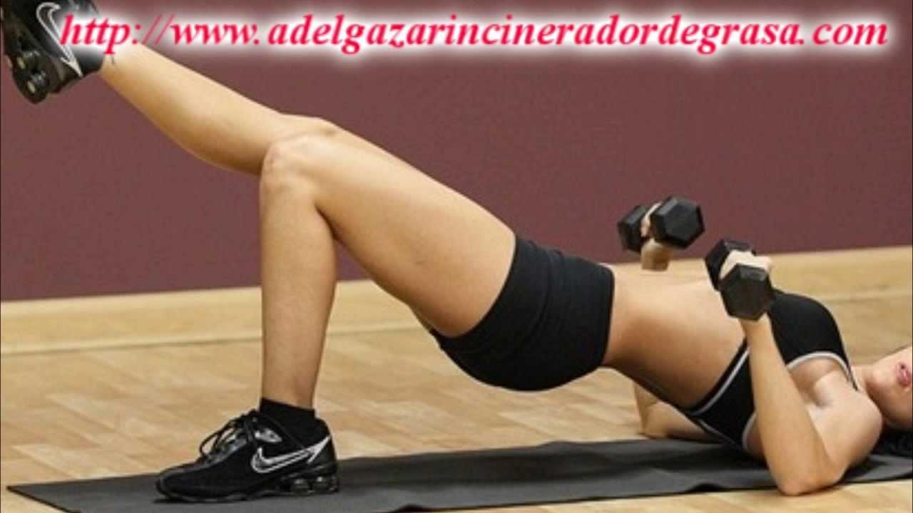 ejercicios de muslos y piernas