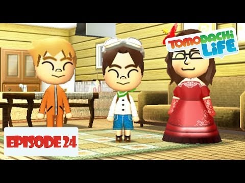 A Tomodachi Life #24: All Grown Up!
