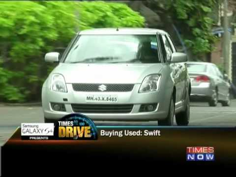 Times Drive :Buying used: Swift
