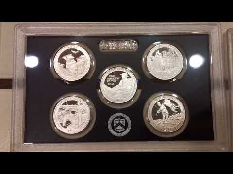 Real Silver Coins Vs. Proof Set U.S. Mint Money