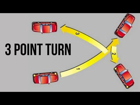 THREE POINT TURN || ROAD TEST TIPS || Toronto Drivers