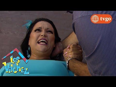 ¡Toñito hace caer a Ramona! - Los Vílchez 17/01/2019