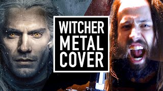 Toss a Coin to Your Witcher - (METAL COVER) Jonathan Young & 331Erock
