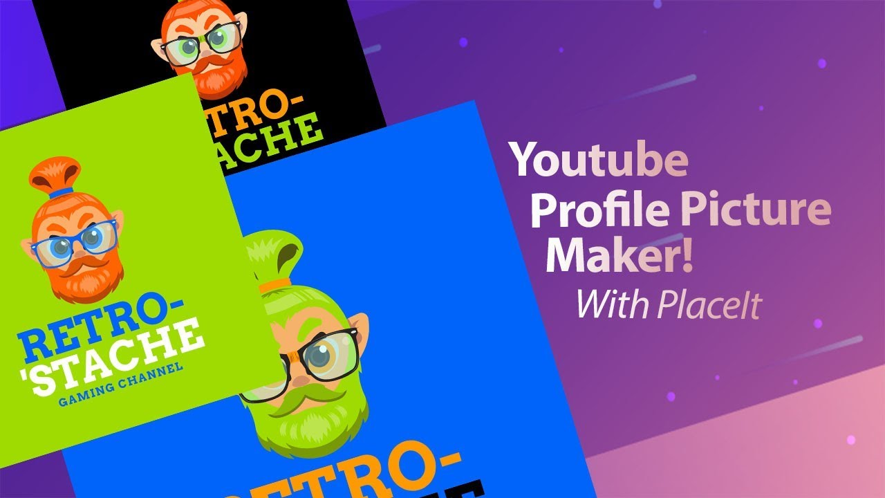 Make a YouTube Logo | Brand Your Channel | Placeit