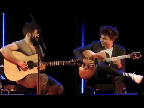 Luca Stricagnoli & Antoine Boyer & Samuelito & Cenk Erdogan Livestream 2 @ Jazztage Dresden 2018