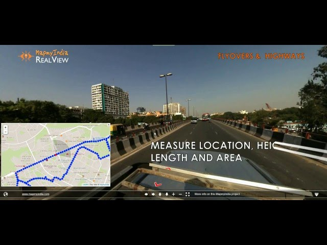 MapmyIndia  39 s RealView - YouTube