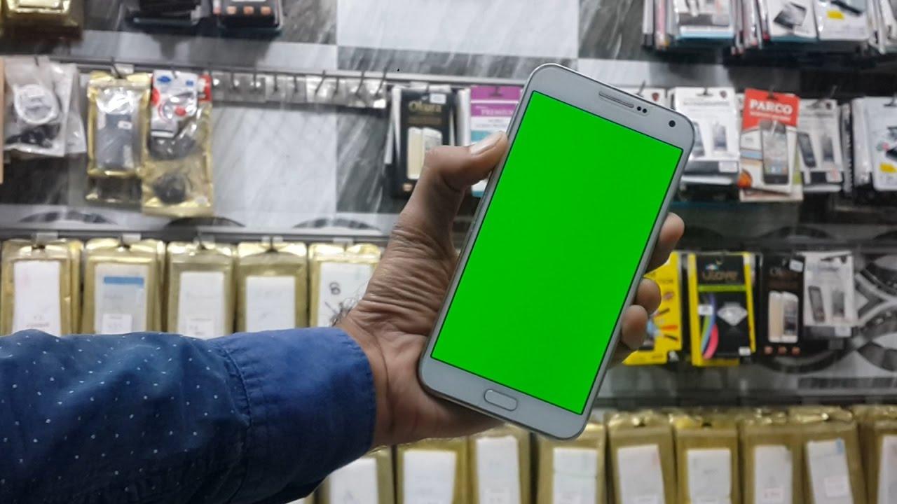Green screen Samsung Galaxy Display Problem fix(Green ...