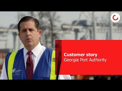 Konecranes and Georgia Port Authority: A Customer Success Story