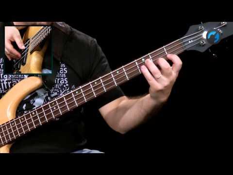 Rhythm & Blues - Exercício de Baixo