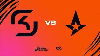 LEC Summer Split - W8D1 - SK vs AST