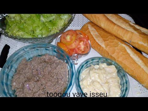 🍞-pain-thon-mayonnaise-fait-maison-salade-tomate-fraîche