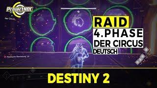 Destiny 2 - Leviathan Raid: Phase 4 - Der Circus Guide (Deutsch/German)