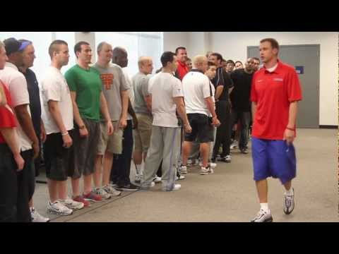 Stronger Team Huddle - Team Building #1