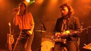 Alex Cameron - Happy Endings - Live at Houston tx 2016