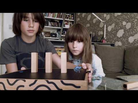 KOSKI an mixed reality board game