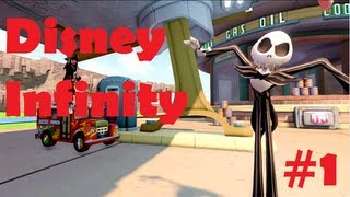 Disney Infinity (wii) Toybox: Part 1, Toybox Launch