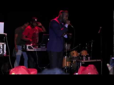 Bunji Garlin Live in Boston