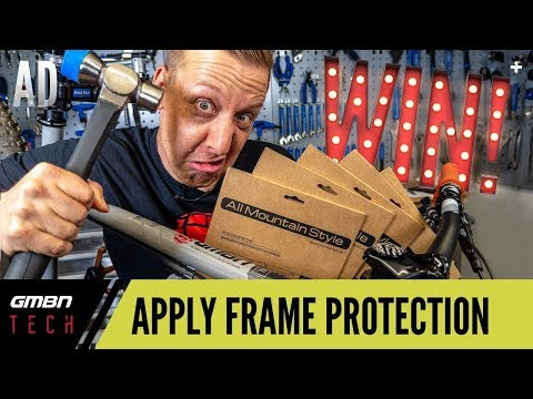 How To Protect Your Frame | GMBN Tech How To