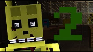 Why Dose This Game Exist?! || Five Nights in Minecraft 2 - Part I