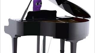 [ASMR] Beanos trying to play his own theme song on his piano