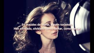 "Regina Spektor ""All the Rowboats"" Subtitulada"
