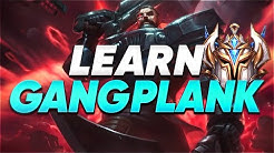 The ONLY Gangplank Guide You Need FT. Gangplank player Lunddorf