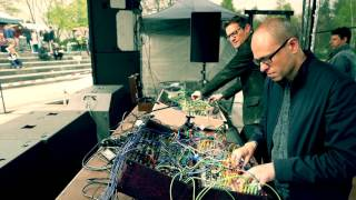 d'Voxx | Superbooth 17 - Live Eurorack modular performance