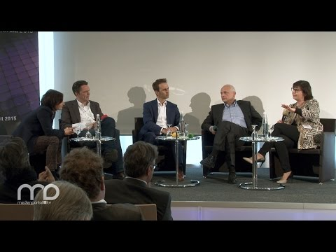 Diskussion: Inhalte, Formate, Rechte - was haben Netflix & Co. zu bieten? (AVMD15)