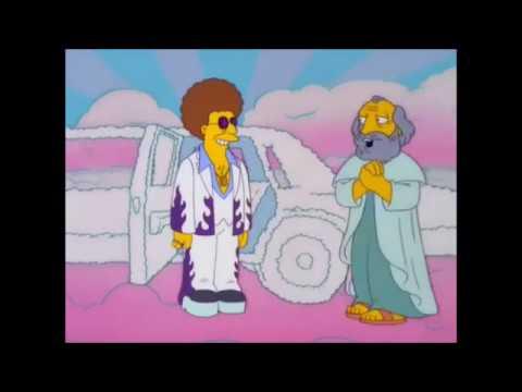 Disco Stu in heaven