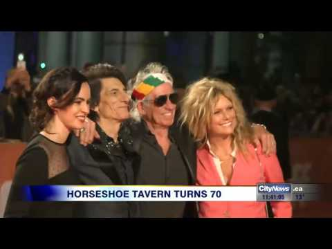 Video: Horsehoe Tavern marks 70 years of live music