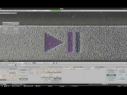 Blender Modeling timelapse Part 1: Samsung m3510