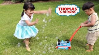 GO Bubbles - Thomas and Friends Bubbles Train