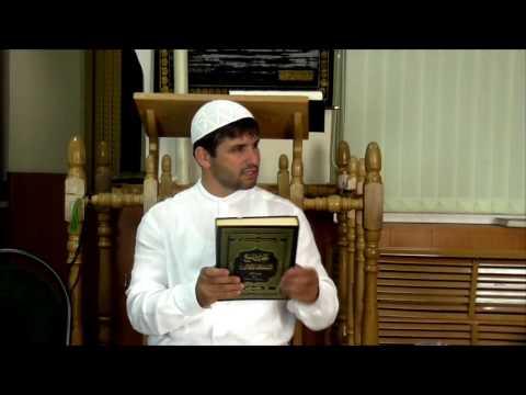Басмаланы магъанасы  1 дерс   Батчаланы Мухаммад хаджи
