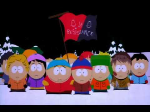 South Park Karaoke - La Resistance