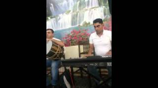 Serxan sintezator Saleh saz Rafiz nagara