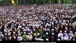 [ 24 January 2013 ] Peringatan Maulid Nabi Muhammad SAW bersama Majelis Rasulullah SAW