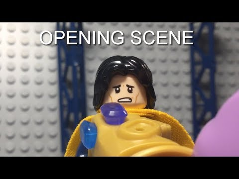 LEGO AVENGERS INFINITY WAR OPENING SCENE