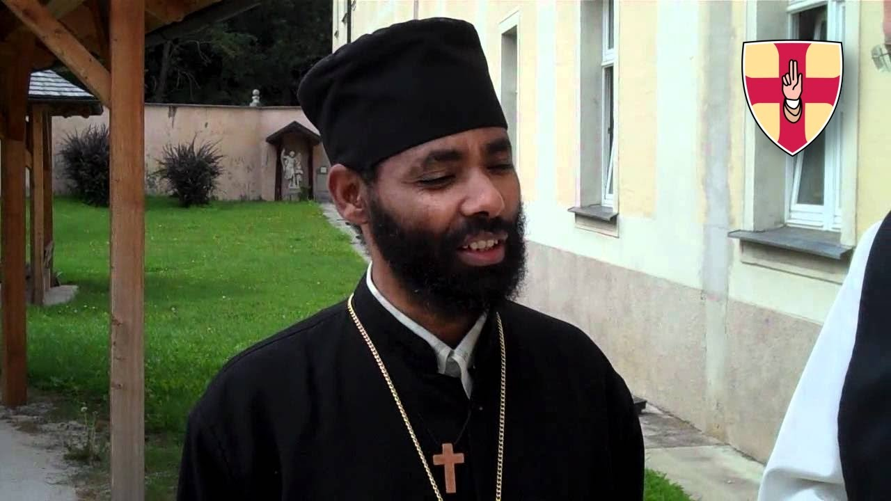 Ethiopian Orthodox Church  - Interview - The Monastic Channel