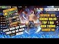 Free Fire | Review Acc Khủng Đại Kiện Tướng TOP 1 Việt Nam 13413 Điểm Rank Cực Chất | Rikaki Gaming