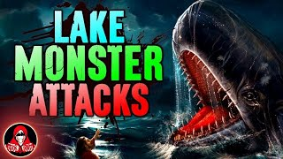 5 Real Lake Monster Attacks - Darkness Prevails