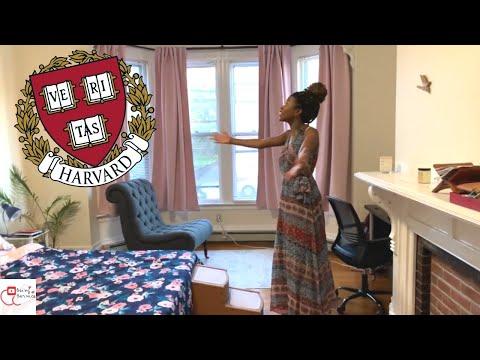 HARVARD APT TOUR: GRAD STUDENT HOUSING ! | Cozy, Chic \u0026 Budget-Friendly Space!