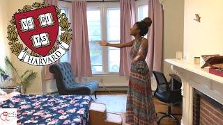 HARVARD APT TOUR: GRAD STUDENT HOUSING ! | Cozy, Chic & Budget-Friendly Space!
