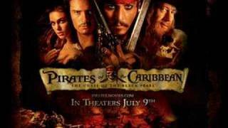 Pirates of the Caribbean - Soundtrck 09 - Moonlight Serenade