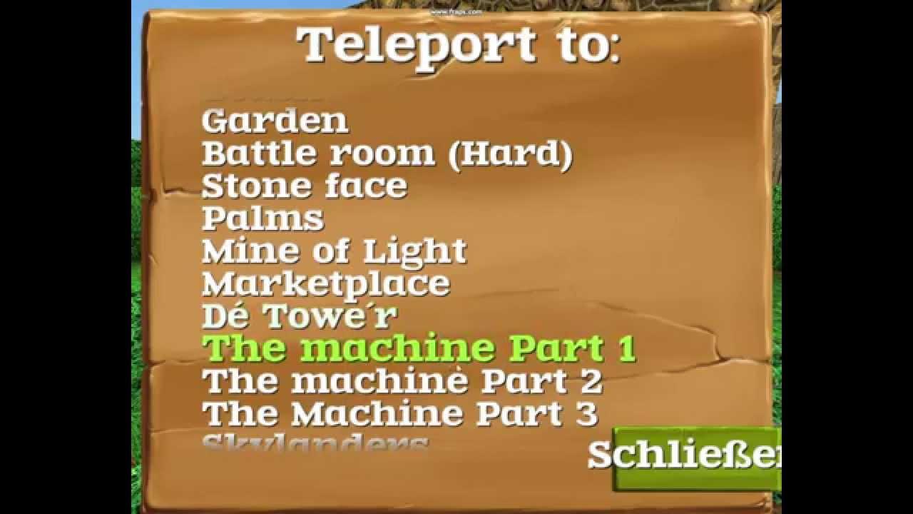 Teleportieren